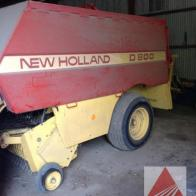 New Holland D800