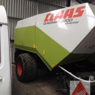 Claas 2009 Quadrant 2200 Advantage